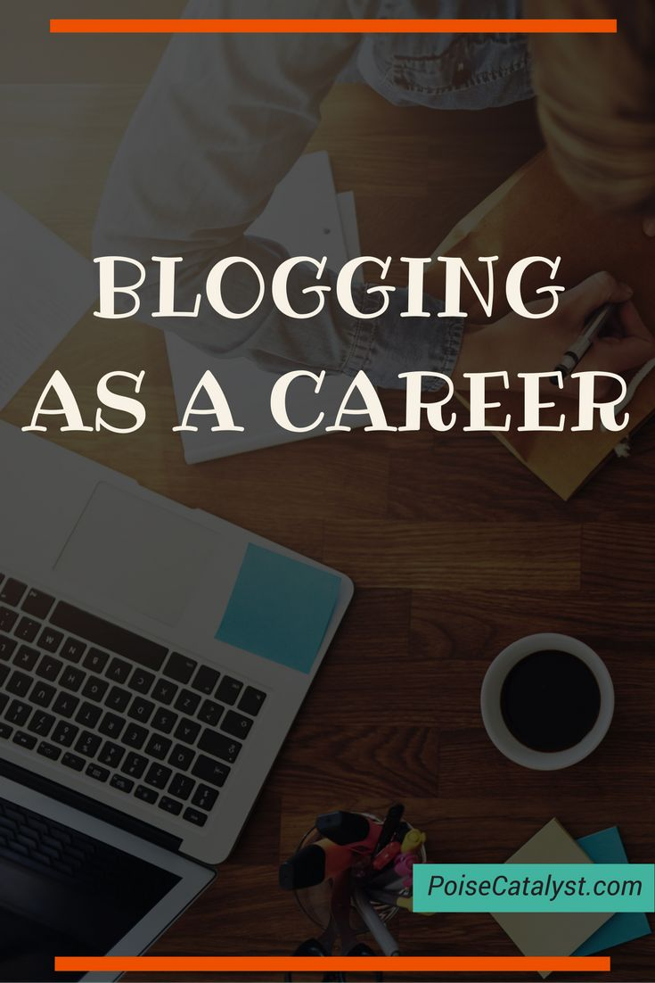 Interested to turn your blog into a career? Click through for the video!