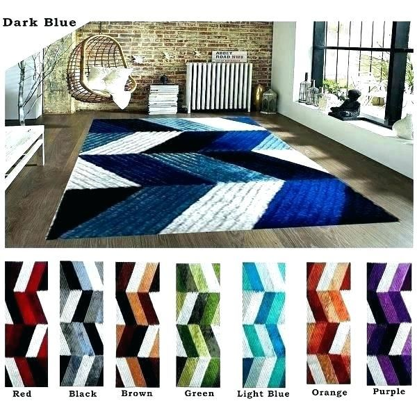 Awesome Black And Blue Area Rugs Ideas Beautiful Black And Blue