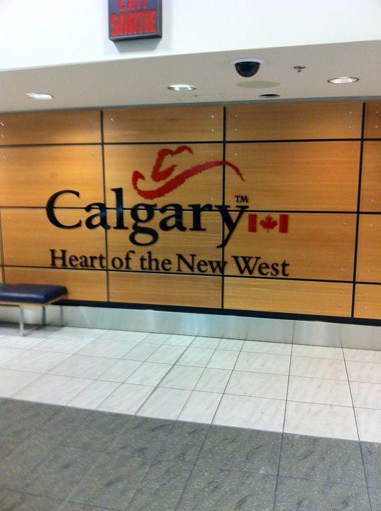 Calgary International Airport (YYC)