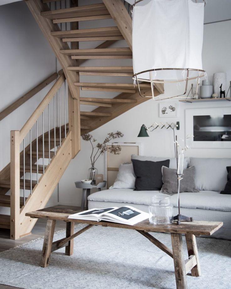 living room inspo from My Scandinavian Home