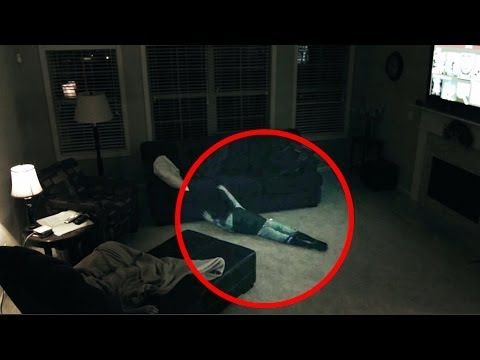 Poltergeist Caught on Tape Pulling Child Across Floor. Poltergeist Diaries P6 - YouTube