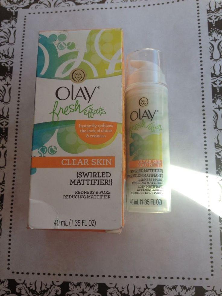 Olay Fresh Effects Clear Skin Swirled Mattifier 1.35 FL Oz  | eBay