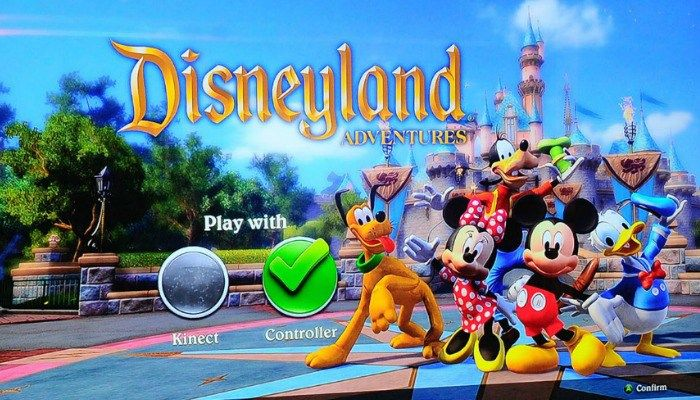 Disneyland Adventures The Must Have Video Game For Disneyland Fans And Kids Video Games For Kids Disneyland Games Kids Adventure