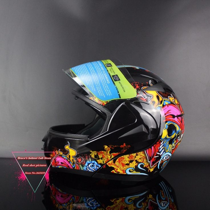 51.00$  Buy here - http://alioqc.shopchina.info/1/go.php?t=32786993132 - Dual Visor  Flip Up helmet motorcycle helmet racing Motorcross helmet DOT open face helmets free shipping Size  M L XL  MD808  #buychinaproducts