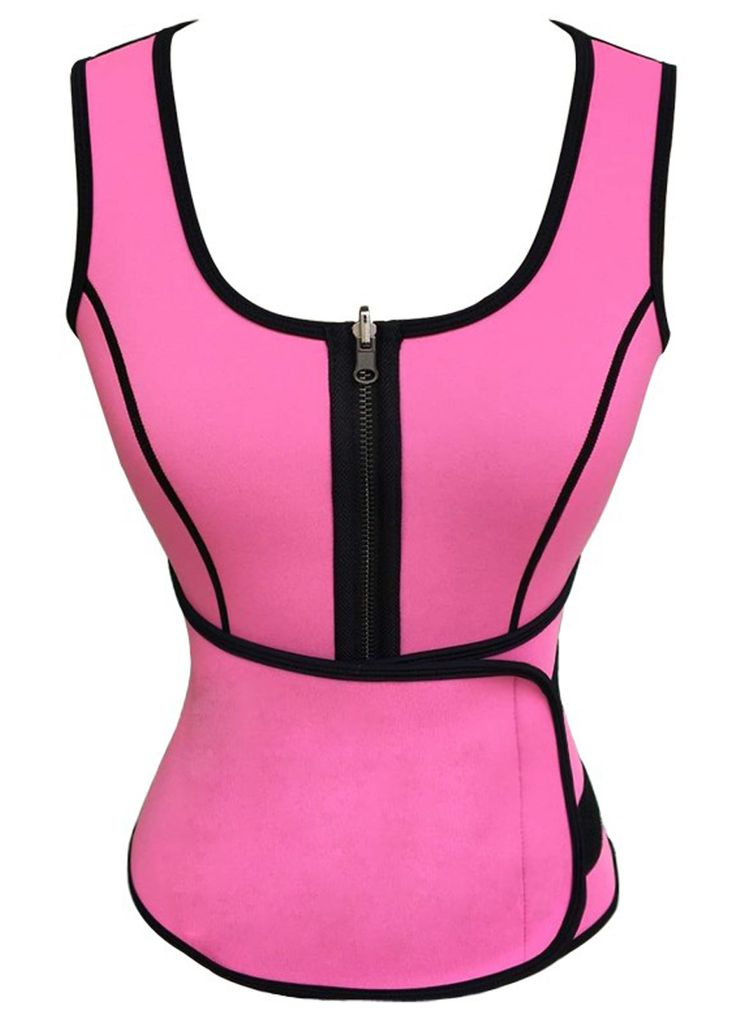 Double Compression Neoprene Body Shaper Vest With Belt_Sports Waist Trainer_Work out Clothing_Sexy Lingeire | Cheap Plus Size Lingerie At Wholesale Price | Feelovely.com