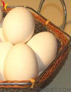 los huevos aportan biotina