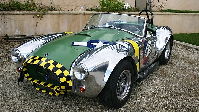 1965 Shelby Cobra Replica 351/487 HP, 5-Speed presented as lot S3 at Kissimmee, FL 2015 - image1