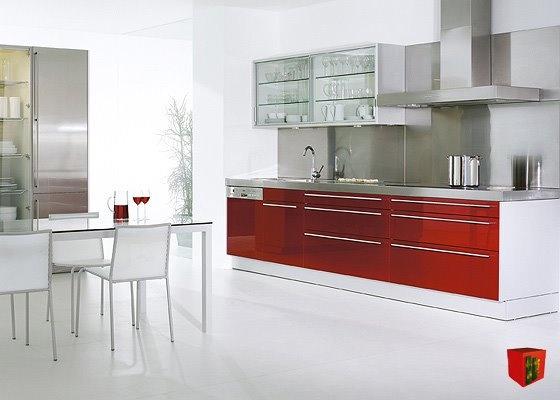 Diseños de cocinas contemporáneas y vanguardistas