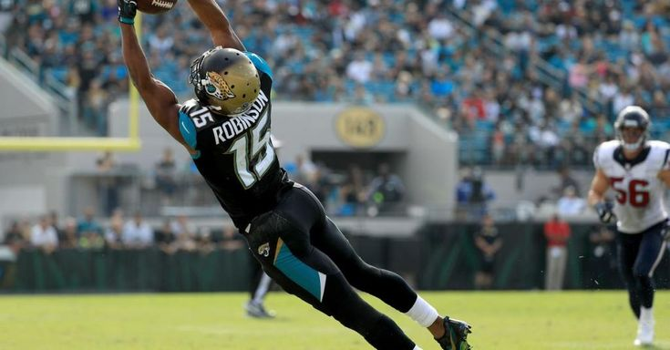 Allen Robinson not franchise tagged by Jaguars