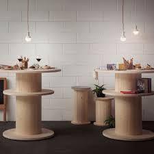 mobili con bobine di legno - Cerca con Google