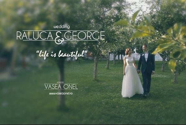 Raluca & George – life is beautiful