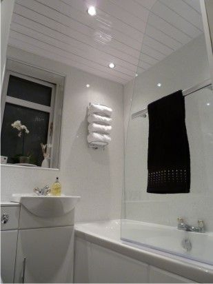Winner March 2012!  Multipanel Classic Range - Blizzard and Multipanel Ceilings - White Gloss