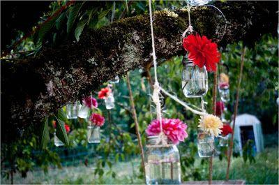 Moje wielkie wiejskie Wesele: Jak wykorzystać słoiki na weselu?