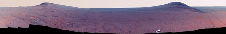 Enhanced Color Panorama Above 'Perseverance Valley' on Mars #NASA Image of the day #photograhpy #photooftheday