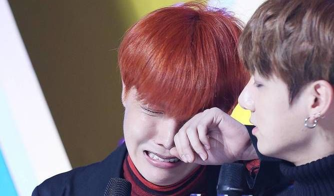 Jungkook J Hope Kpop Idol True Stories Idol