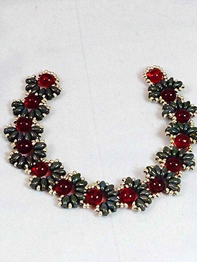 Beadwork Bracelet - Luzjewelrydesign - 4