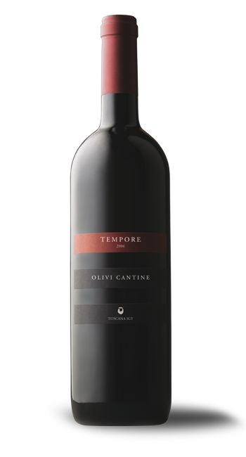 Tempore 2007, a tuscan bordeaux made of Merlot, Cabernet Sauvignon and Cabernet Franc. An elegant wine and full bodied wine