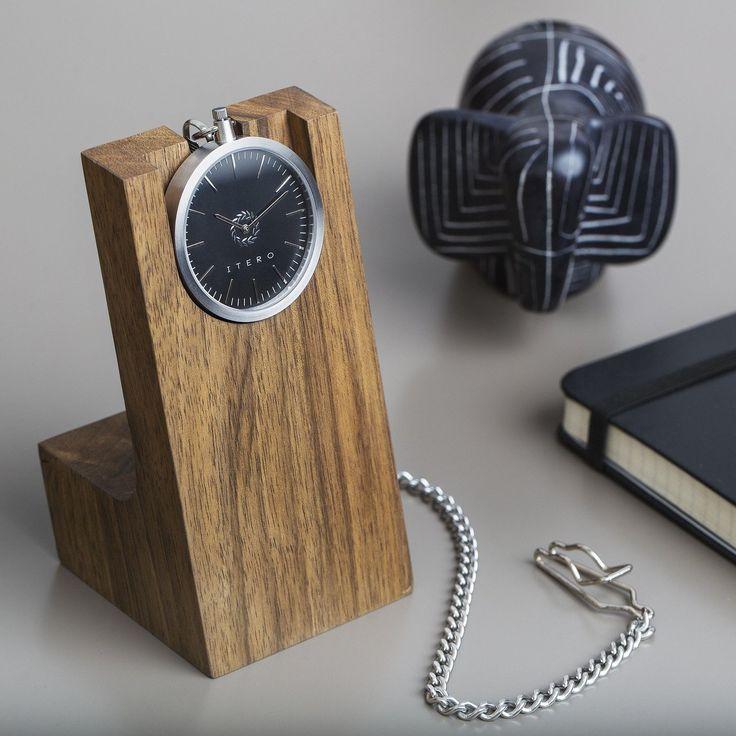 Fancy - Itero Pocket Watch + Stand