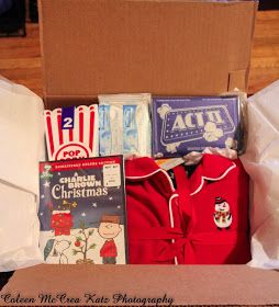 Elegant Food and Crafts: Christmas Eve Box