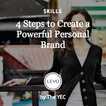 #Ask4More | #Skills Building: 4 steps to create a powerful personal brand