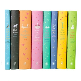 Set of Puffin Classics Series for Children