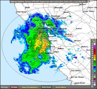 Columbia Mountain Times: Severe Weather Warning West of Monterey Bay expect...