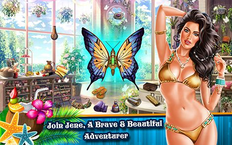 Download and Play Agent Jane's Journey - Hidden Object games Free