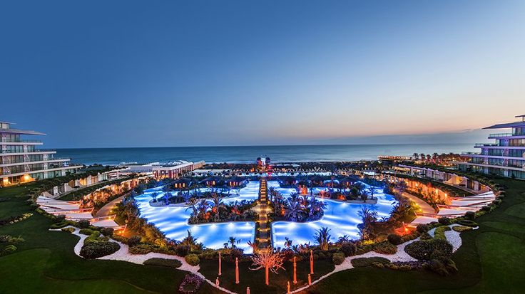 Maxx Royal Belek Golf Resort in Turkey