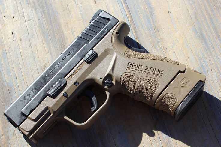 SPRINGFIELD New SUBCOMPACTS AND TACTICAL MOD.2S –