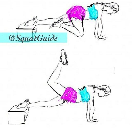 Fun butty workout