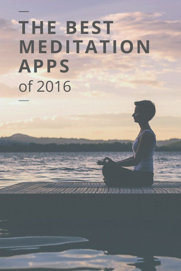 The Best Meditation Apps of the Year