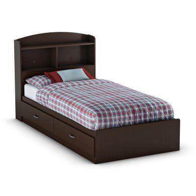 25 Best Bookcase Bed Ideas On Pinterest Platform Bed