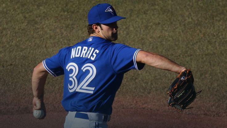 Daniel Norris - baseballowy milioner, który mieszka w vanie