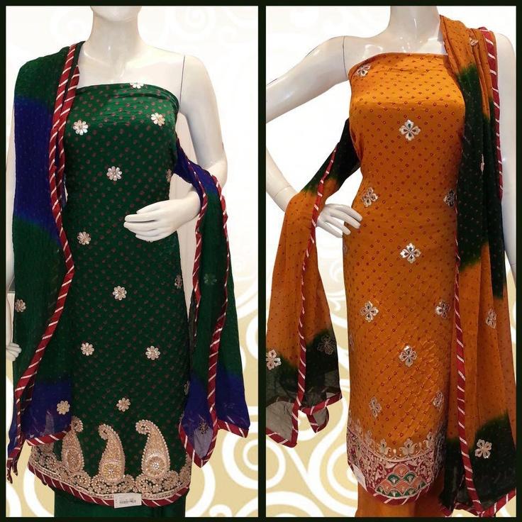 #Bandhani #Paisley #Womens wear