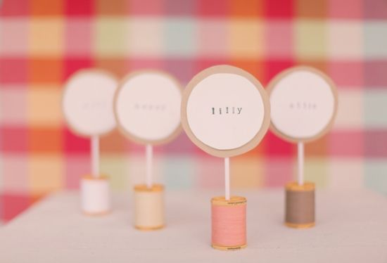place cards tutorial