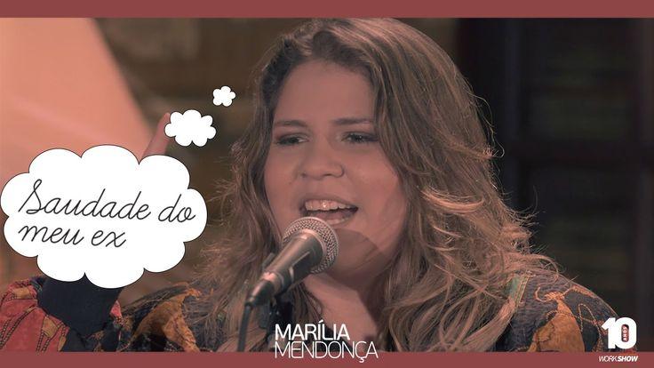 Marília Mendonça - Saudade Do Meu Ex #MariliaMendoncaSaudadeDoMeuEX (Ago...