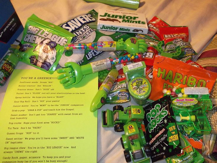A care package idea for every month of the year
