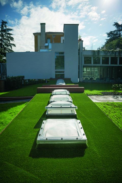 Gallery of Flat roof windows Type C - 3