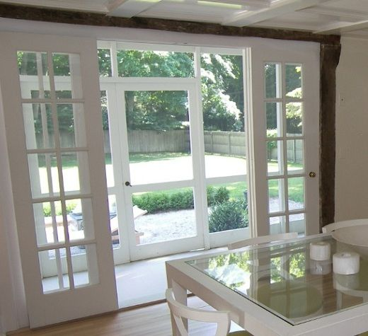 Screen doors for sliding french 520 475 pixels for French door sliding screen