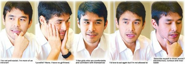 Interview with Atom Araullo