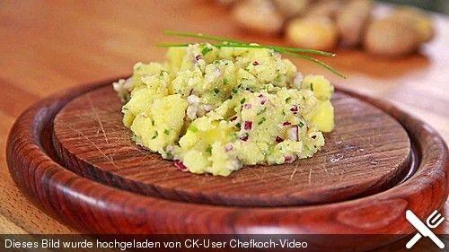 Badischer Kartoffelsalat (Rezept mit Bild) von Chefkoch-Video | Chefkoch.de