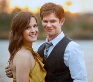 Lee Norris with Wife Andrea Norris