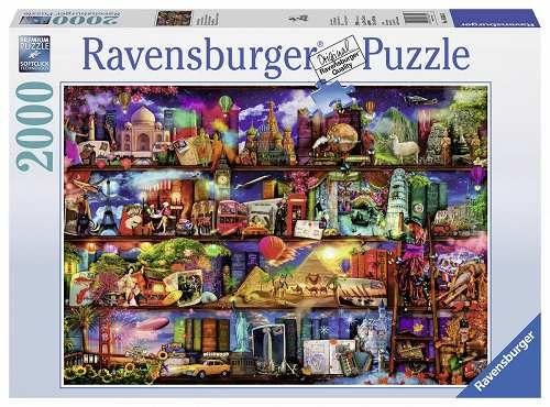 Prezzi e Sconti: #Puzzle 2000 pezzi miracoloso mondo dei libri  ad Euro 31.00 in #Giochi e idee regalo #Giochi e idee regalo