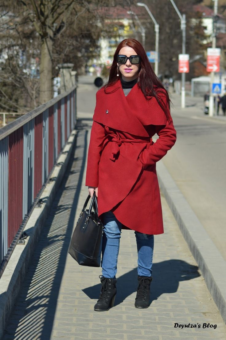 #red #outfit #fashion
