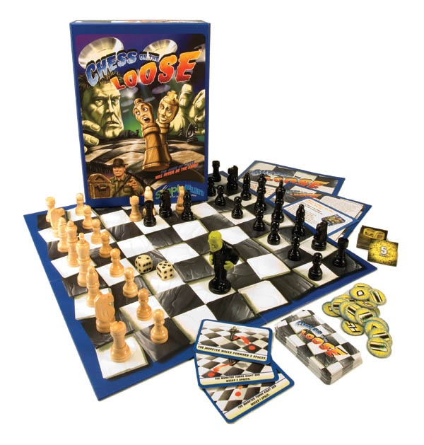 Chess on the Loose