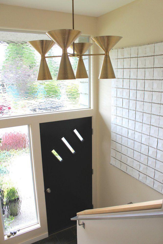 Split Entry Foyer Lighting : Best images about split entry on pinterest