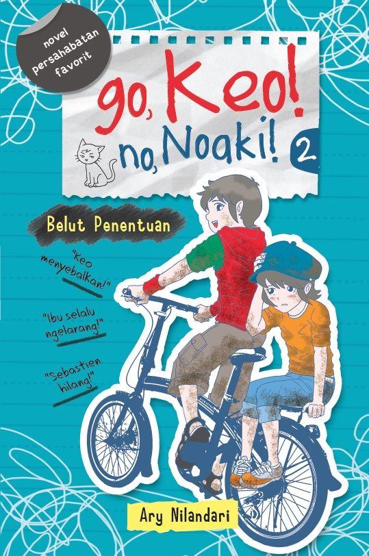 Go Keo No Noaki 2 by Ary Nilandari.