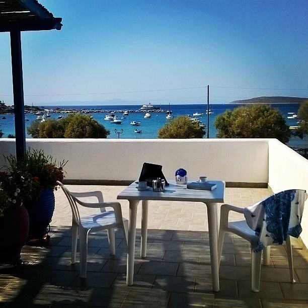 #sea #seaview #summer #summervacations #greece #greekisland #relax