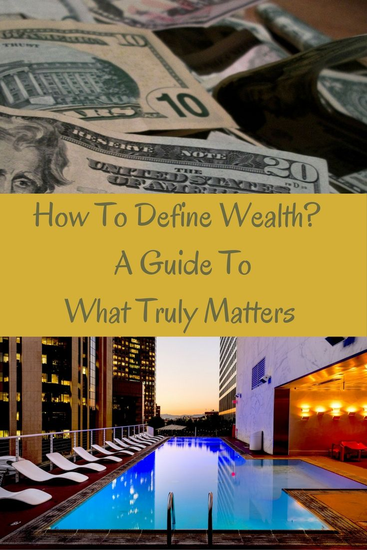 How To Define Wealth? A Guide To What Truly Matters -  Do you wonder why everyone wants to be wealthy but many don't even bother about how to define wealth? I share with you how I see it and talk about:  Different Aspects Of Wealth Wealth Vs. Money How To Become Wealthy
