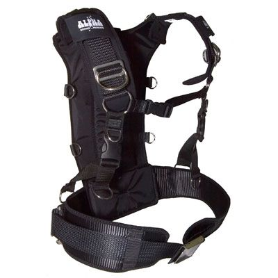 Alpha Extreme Softpac Diving Harness